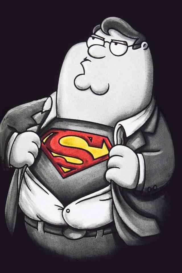 Superman fogyás