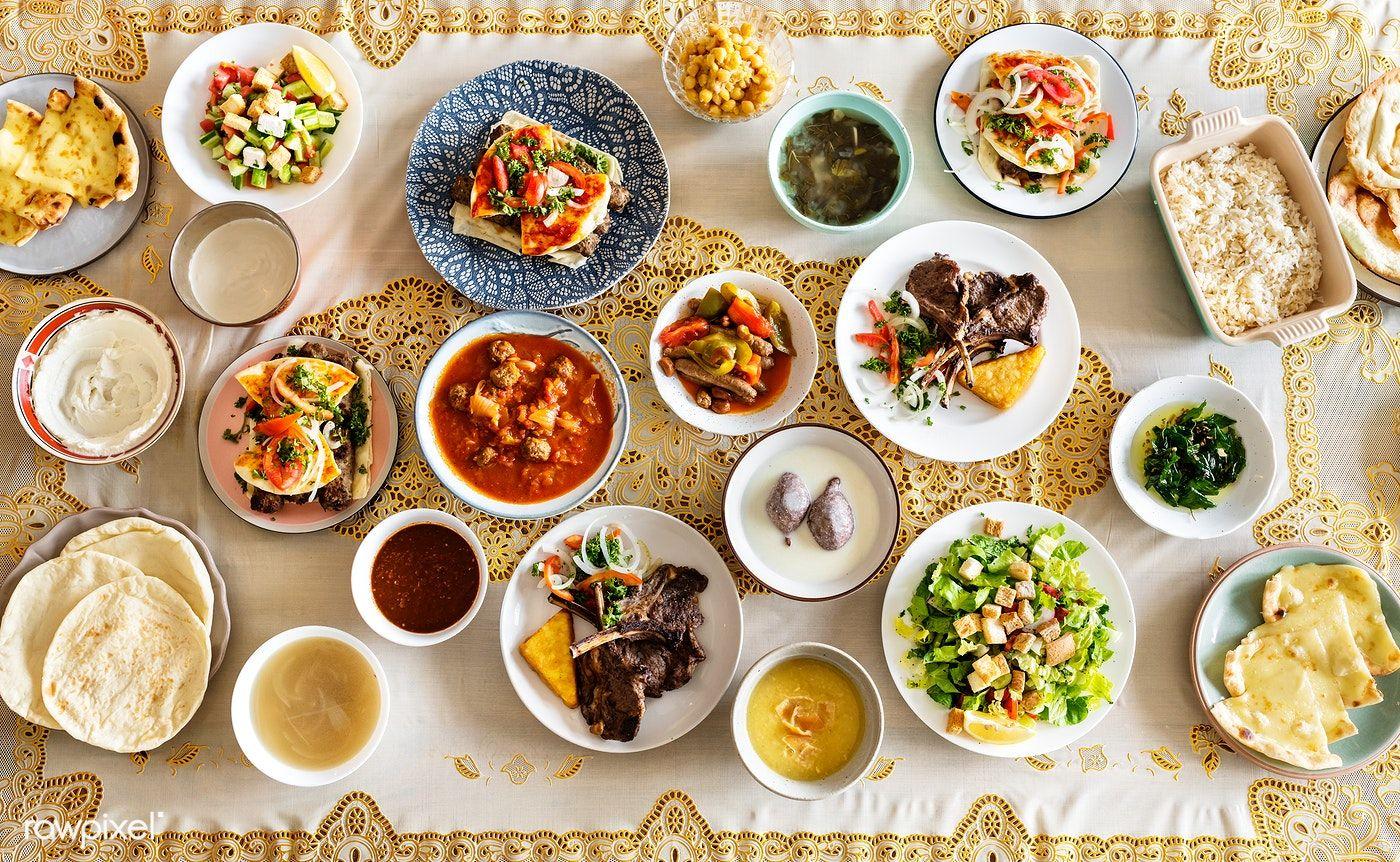fogyás iftar