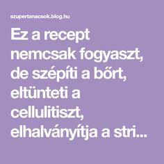 zsírégetés súlyokkal)