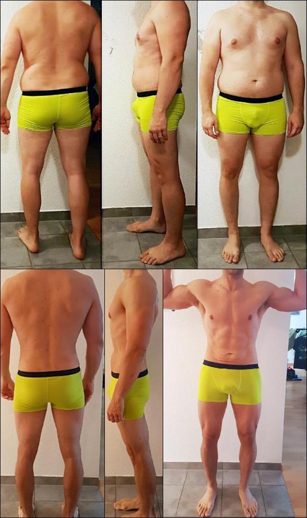 fogyás túlsúlyos férfiak esetén)