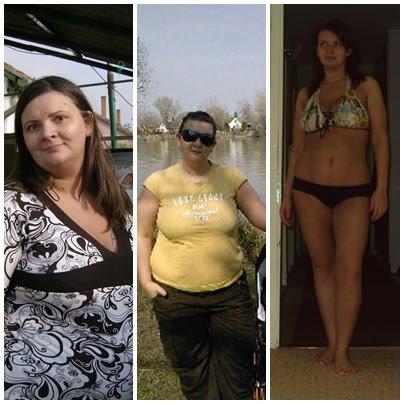 vékony nő fogyni