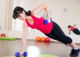 Fogyás kemény diéta nélkül? Akkor tedd oda magad az edzésen!   Peak girl