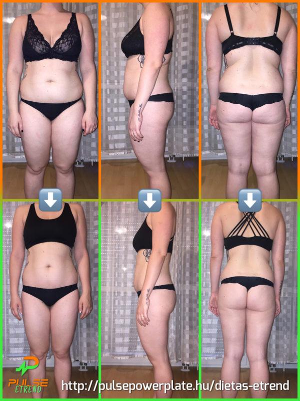 6 kg fogyás 2 hónap alatt. 2 hónap alatt sikerülhet leadnom kg így?