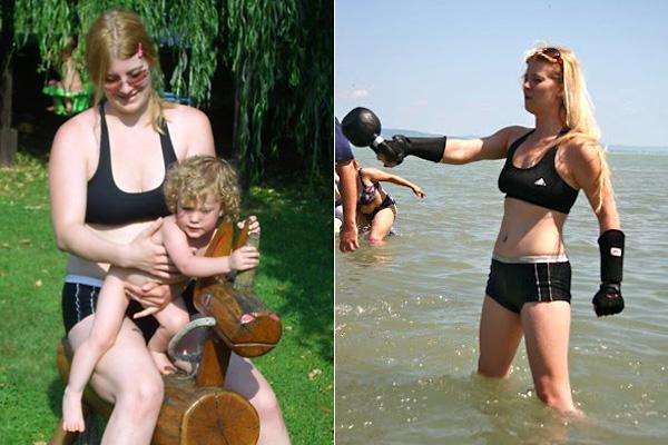 fogyás sikertörténetek anyukák)