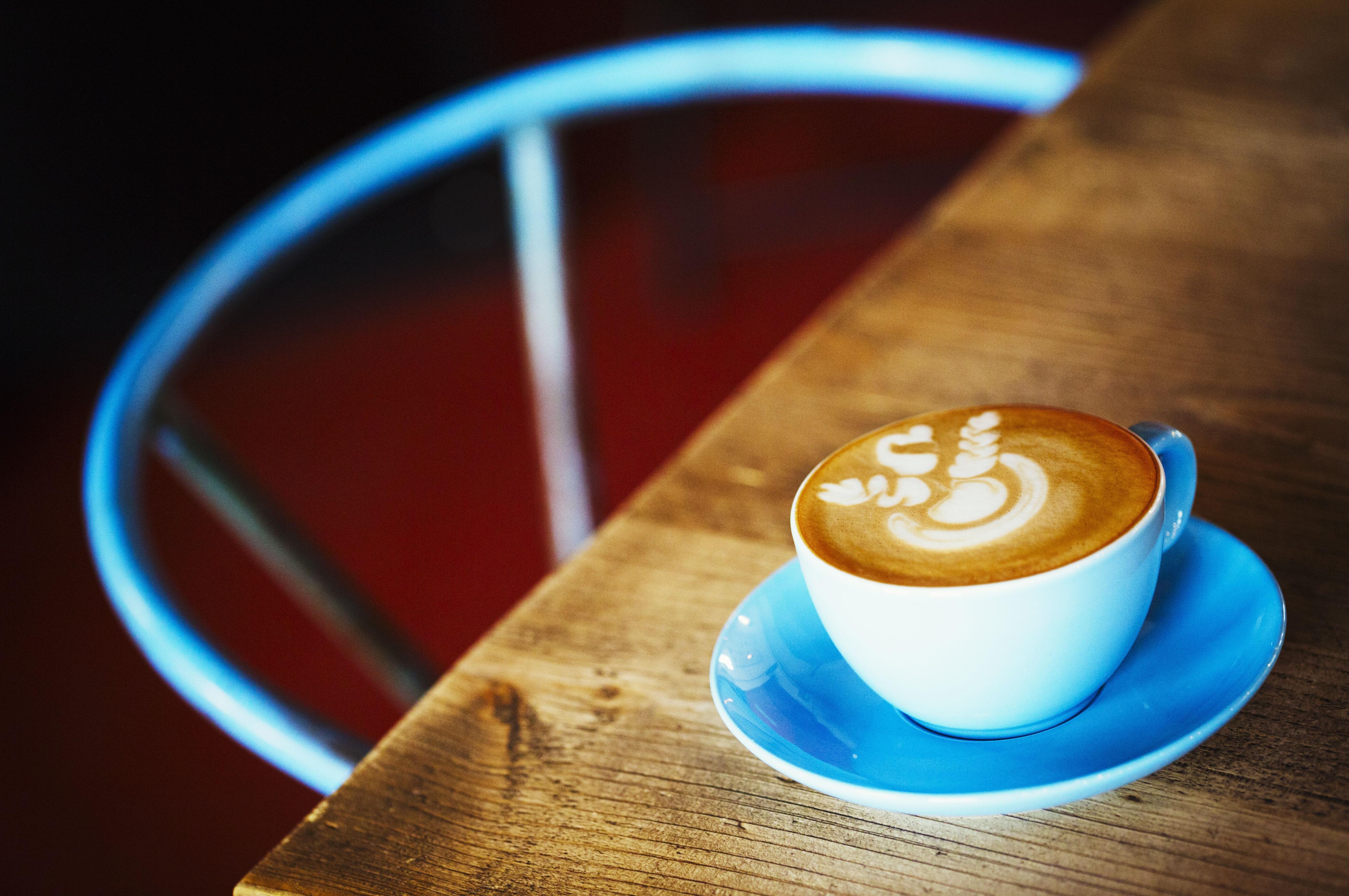 a kávé zsírt éget