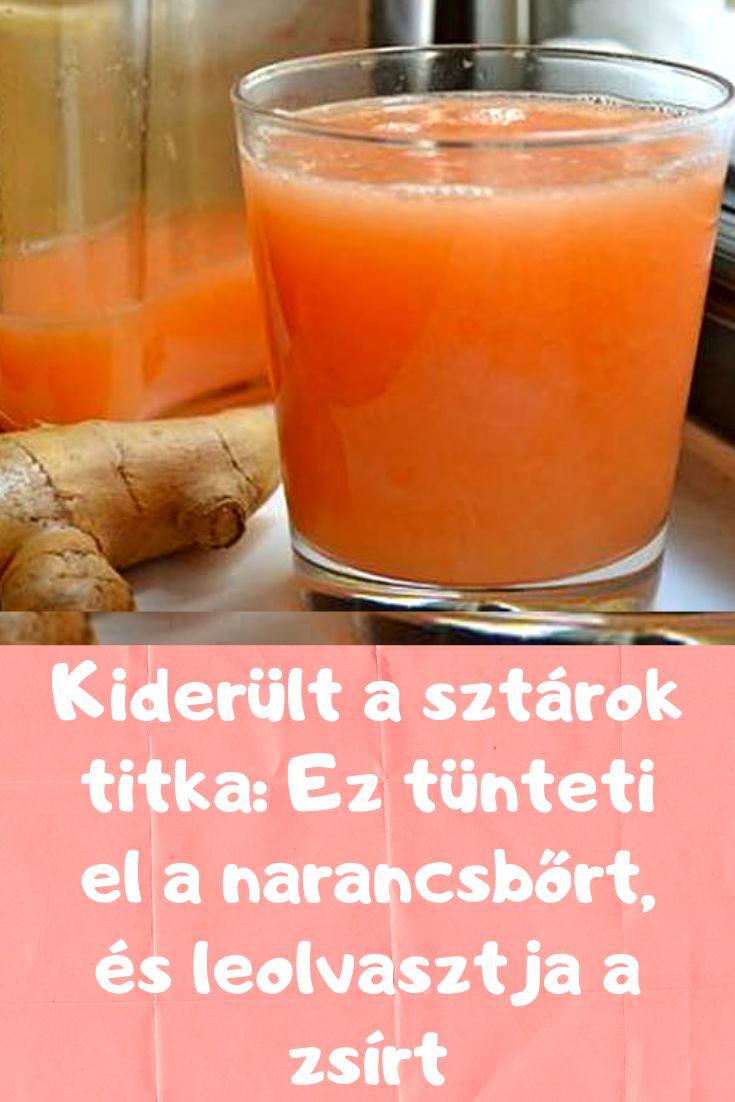 has fogyás ital)