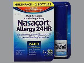 nasacort fogyás