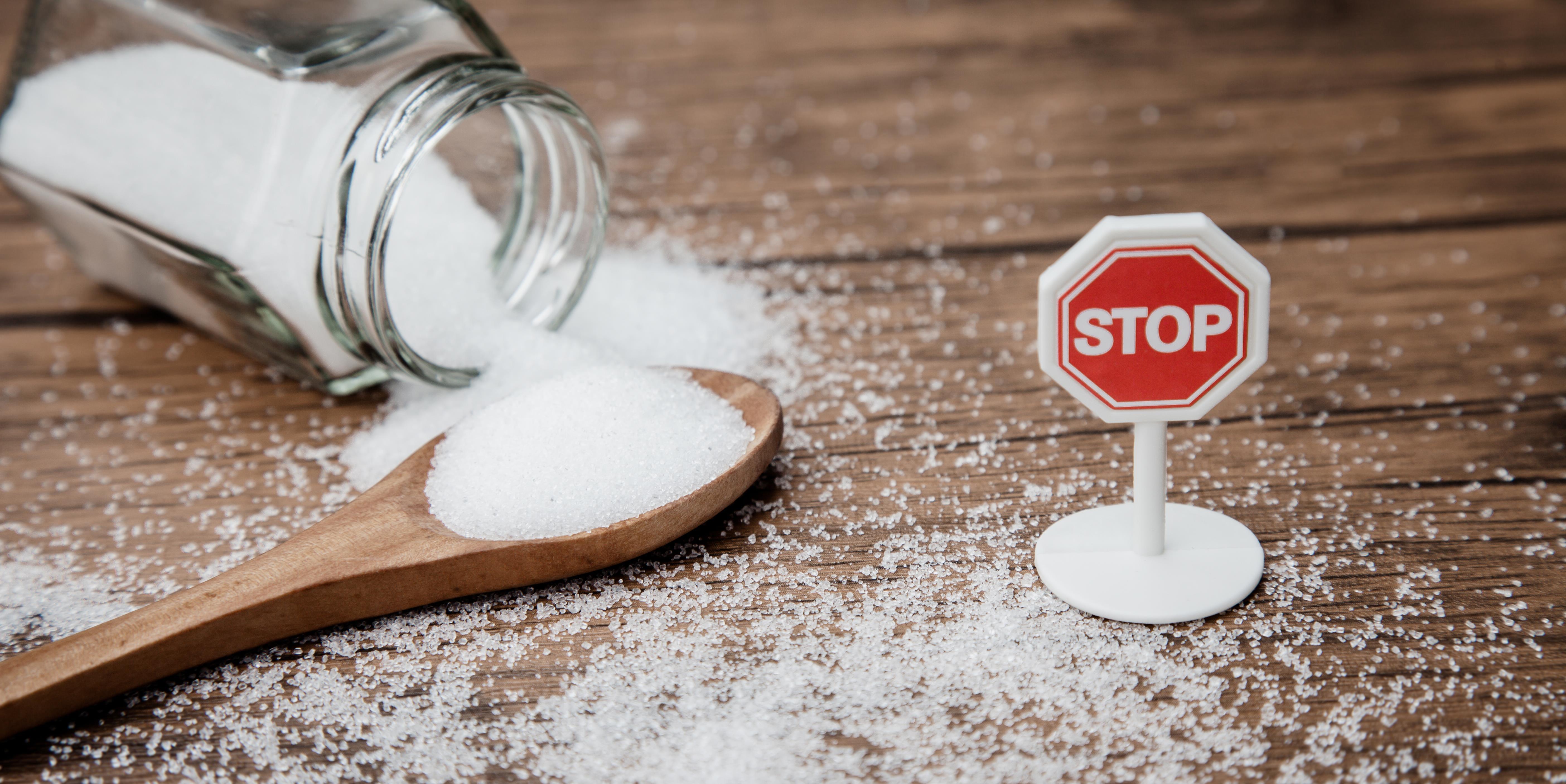 Cukor Stop stevia édesítőszer 1:10 100g