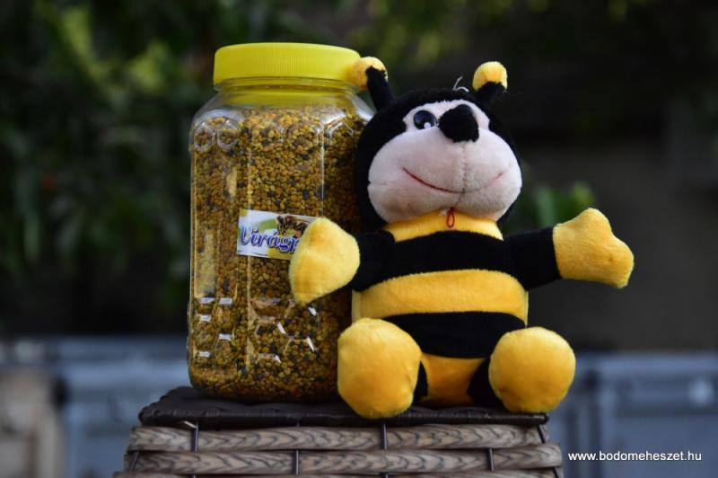 Bodó Méhészet | virágpor - Bodó Méhészet