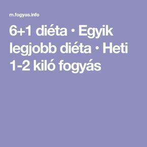 egy font fogyás hetente)