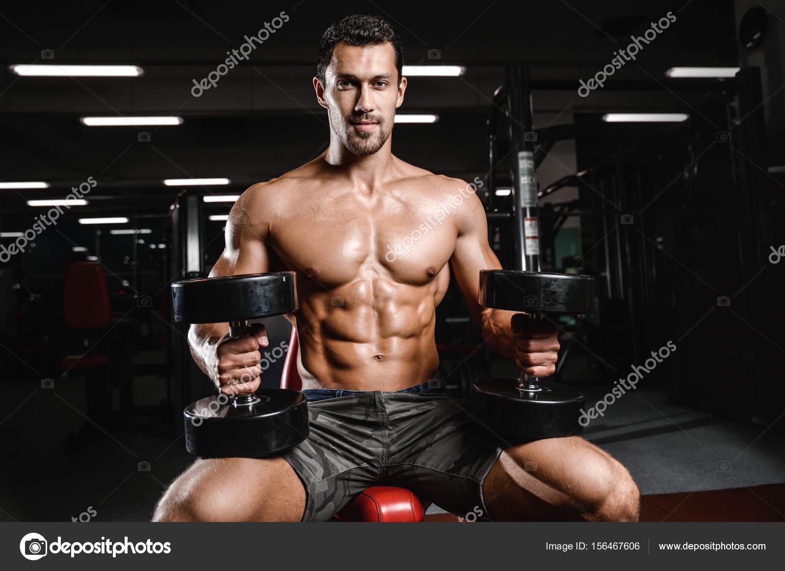 férfi modell lefogy