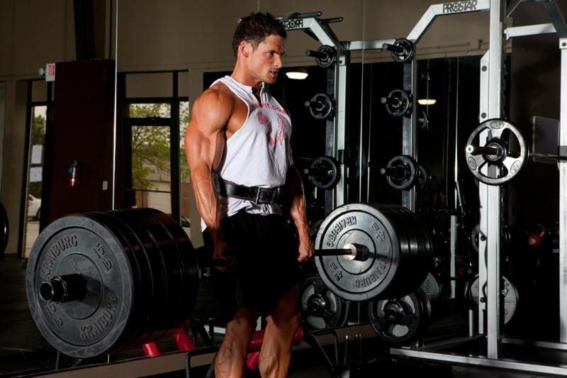 a súlyok elégetik a testzsírt