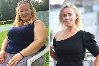 Így fogyott le kilóról 66 kilóra az 50 éves asszony | Diéta és Fitnesz