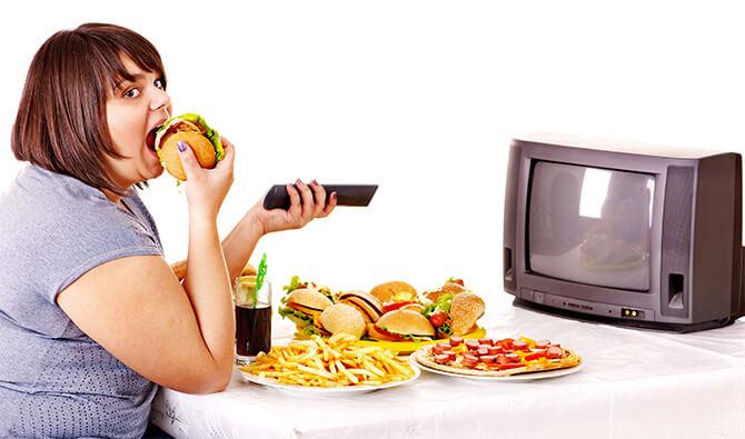 Fogyás televíziós sorozatok