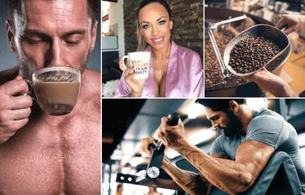 a koffein befolyásolja a zsírégetést