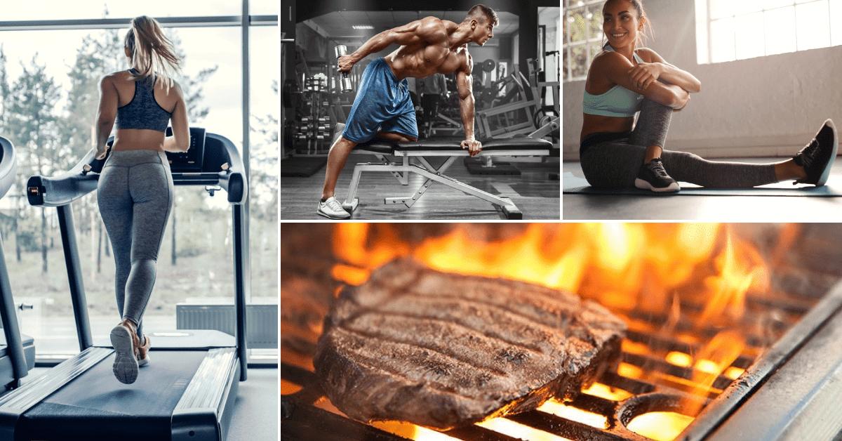 Hány kalóriát kell elégetni egy kilónyi súly leadásához?