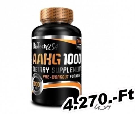 Nutrend AAKG Compressed Caps - Nutrend táplálék és étrend ki