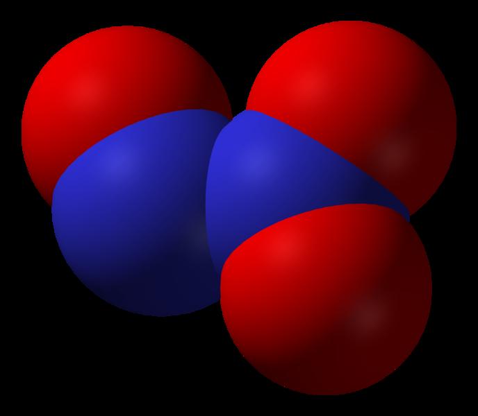 Dinitrogén-oxid – Wikipédia