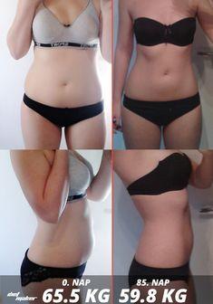 Sikertörténet! 28 kilót fogyott, pedig alig változtatott az étrendjén