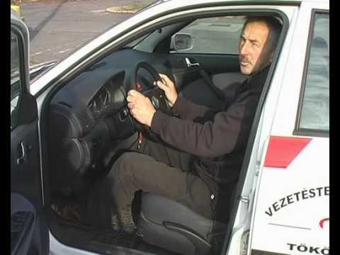 fogyás vezetés közben
