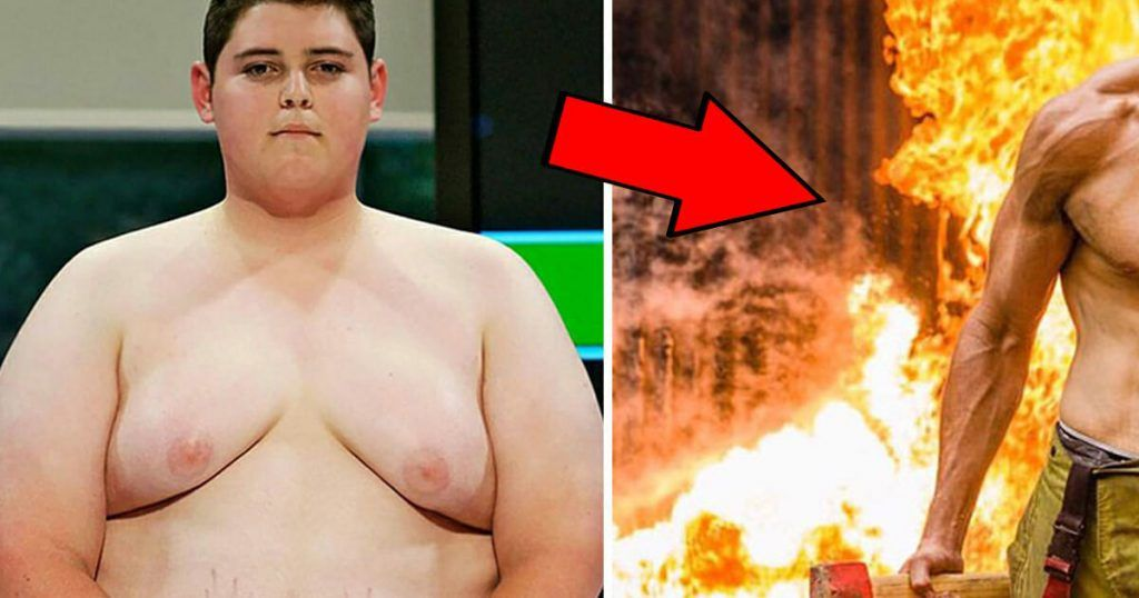 A súlyvesztésről – fiúknak
