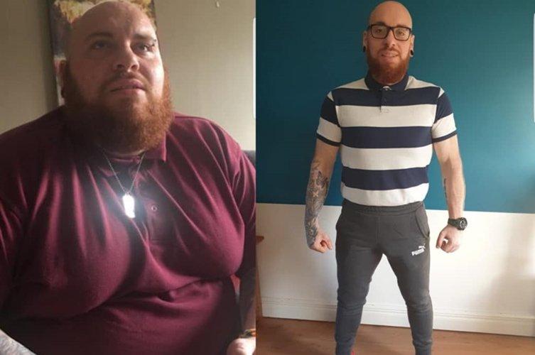 fogyás 27 éves férfi