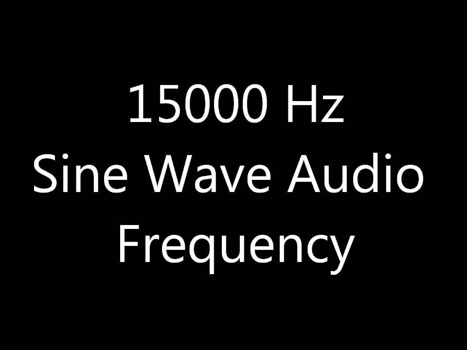 hangfrekvencia fogyás