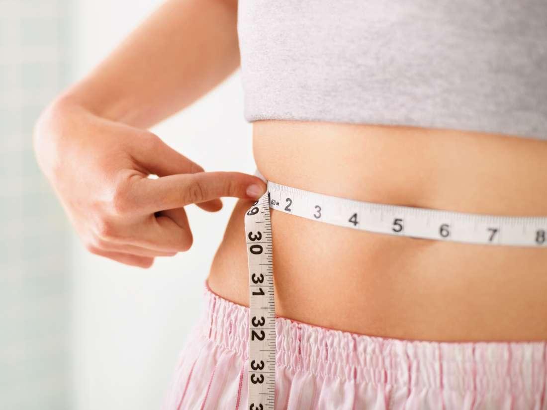 központi fogyás a zsírégetés fizikai jelei