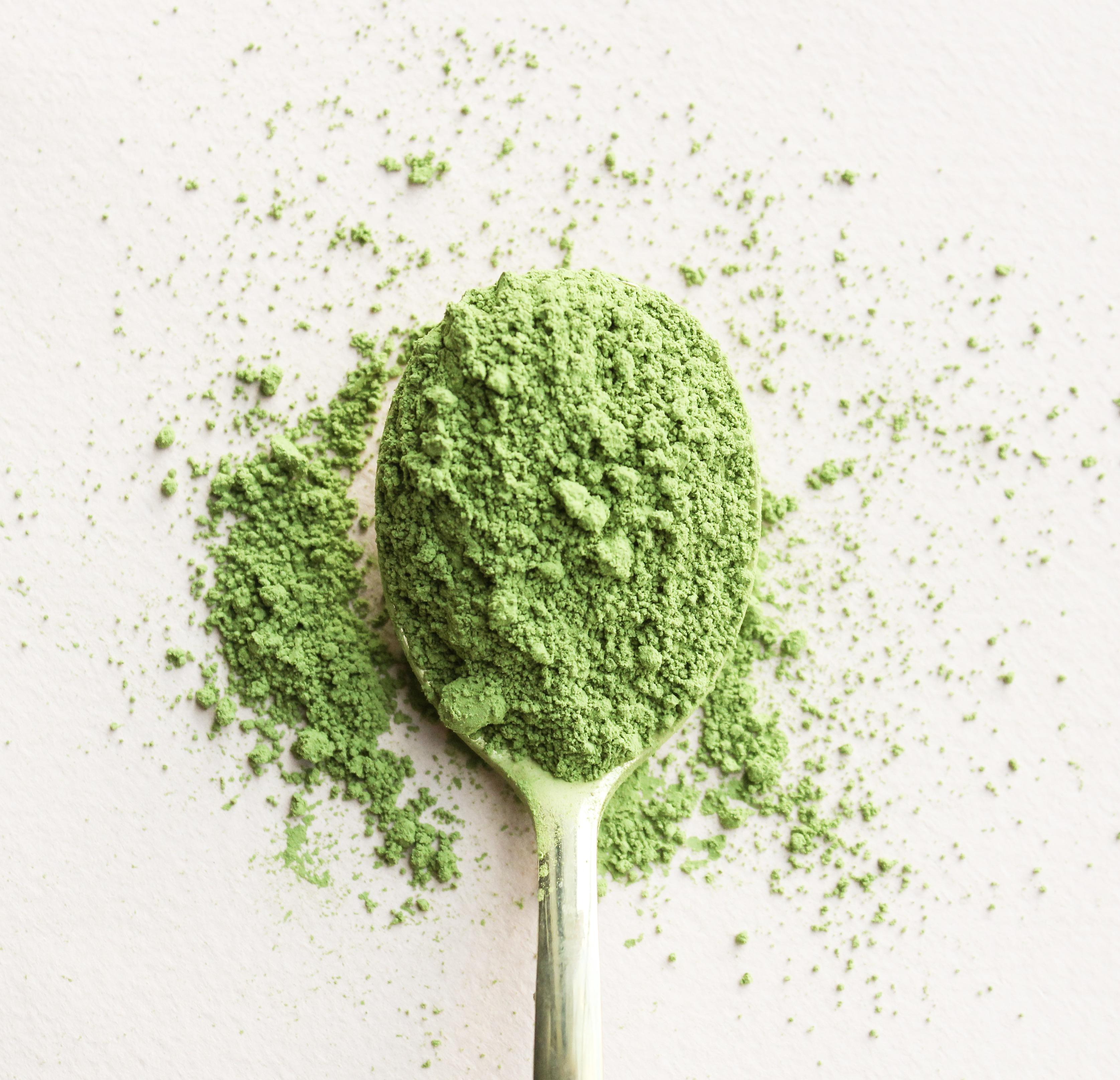 Zöld zabfű 50g – Mama