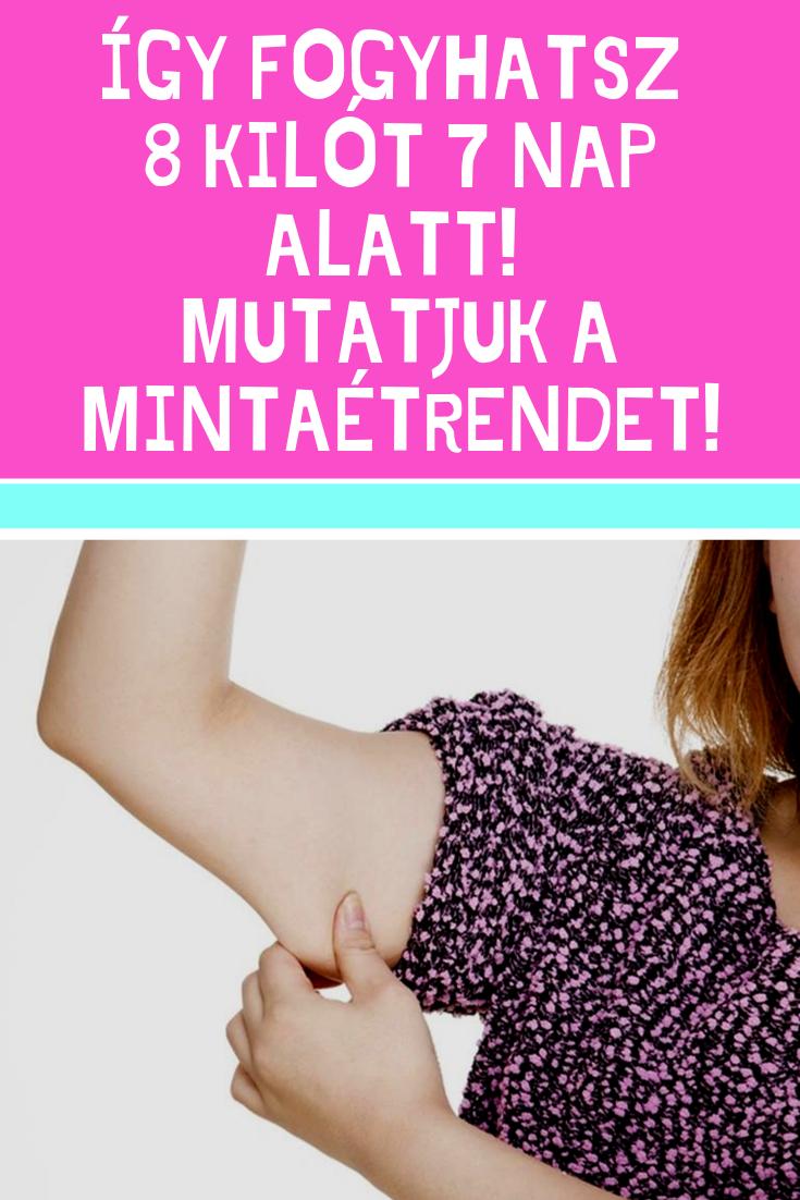 tippek a fogyás nők egészségét